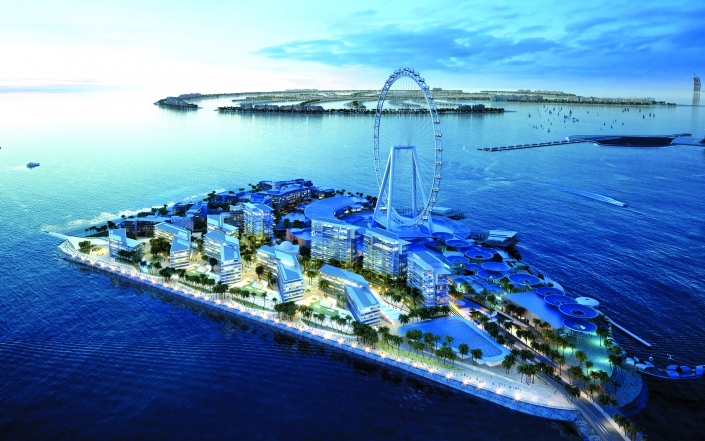 Bluewater Island District Cooling | Supplied: Controls | FAWAZ Trading UAE