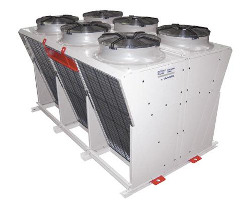 FAWAZ Modine Air Cooled Condenser- V Shaped UAE