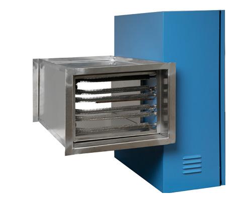 FAWAZ Duct Heaters (Flange type) UAE