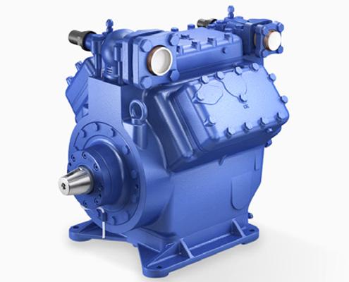 FAWAZ GEA BOCK Open Type Compressor UAE