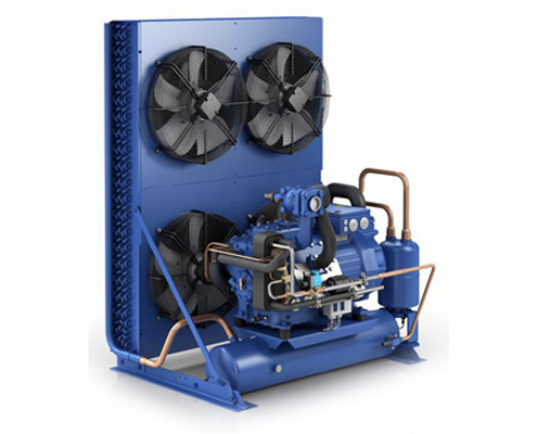 FAWAZ GEA BOCK Air Cooled Condensing Unit -2 Stage UAE