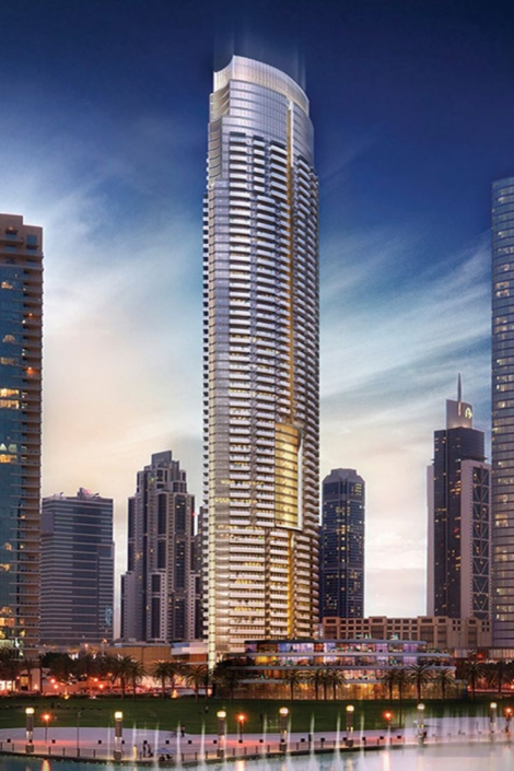 Opera Grand – Luxurious Tower | Supplied: Insulation | FAWAZ Trading UAE