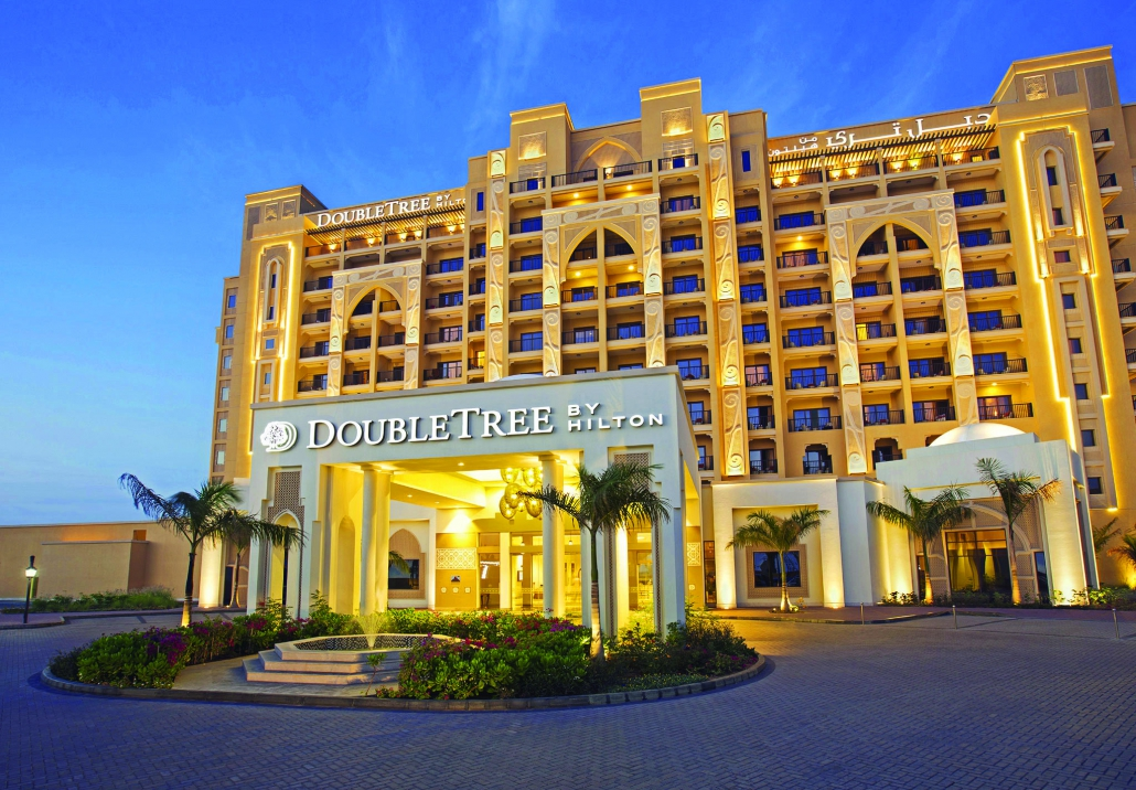 Double Tree by Hilton Hotel | Supplied: Copper & Insulation | FAWAZ Trading UAE