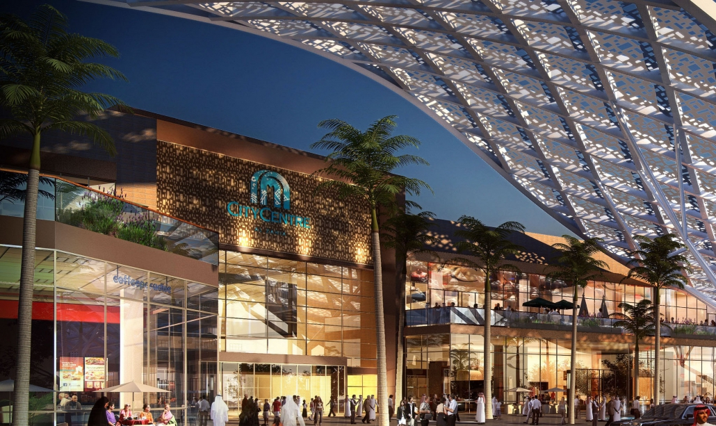 ZAHIA City Center | Supplied: Insulation | FAWAZ Trading UAE