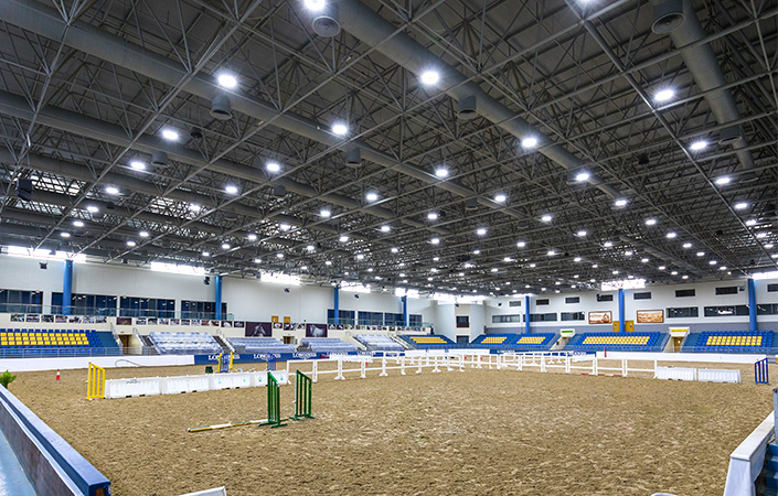 Directorate of Public Works (DPW) - Equestrian Club | Annual Maintenance Contract | FAWAZ FM UAE