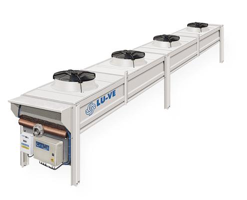 FAWAZ LU-VE Air Cooled Condenser UAE