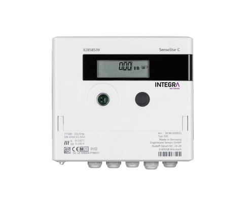 FAWAZ INTEGRA Metering Calculator BTU Water Meters UAE