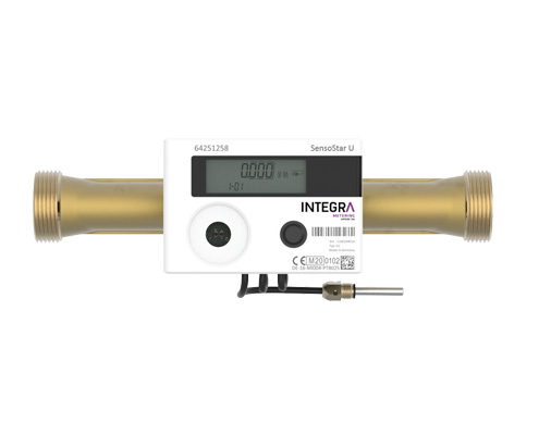 FAWAZ INTEGRA Metering BTU Water Meters UAE