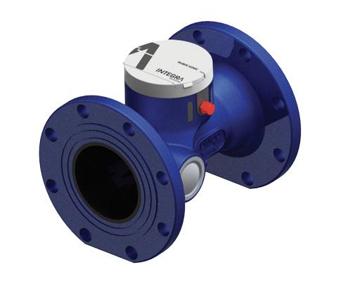 FAWAZ INTEGRA Metering Flanged Meter BTU Water Meters UAE
