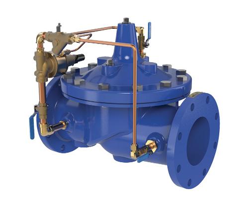 FAWAZ TYNE Flow Pressure Reducing Chilled Water Plumbing Valves UAE